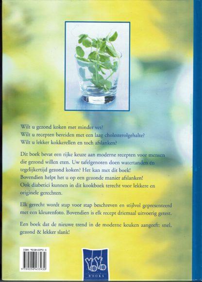 Groot Kookboek Smakelijk & Gezond (achterkant)