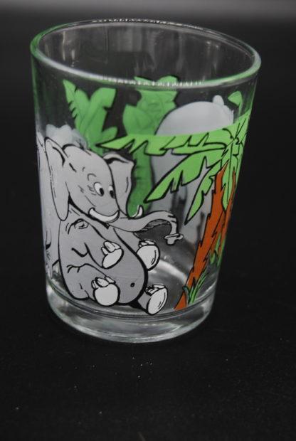 Limonadeglas olifantjes 1