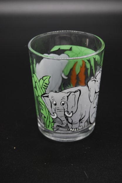 Limonadeglas olifantjes 4
