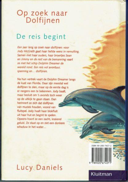 Op zoek naar Dolfijnen - de reis begint 2