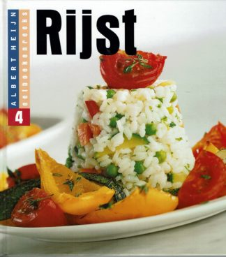 Rijst - AH eetboekenreeks 4