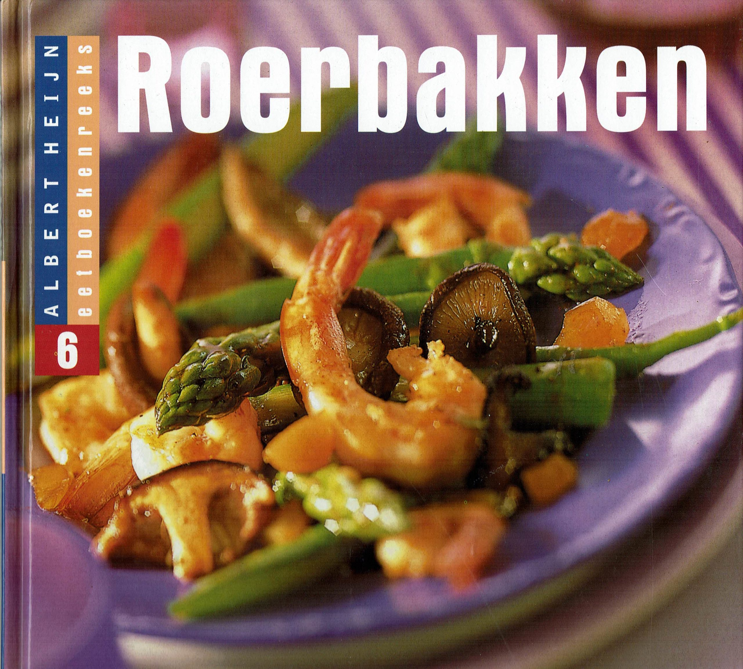 Roerbakken - AH eetboekenreeks deel 6