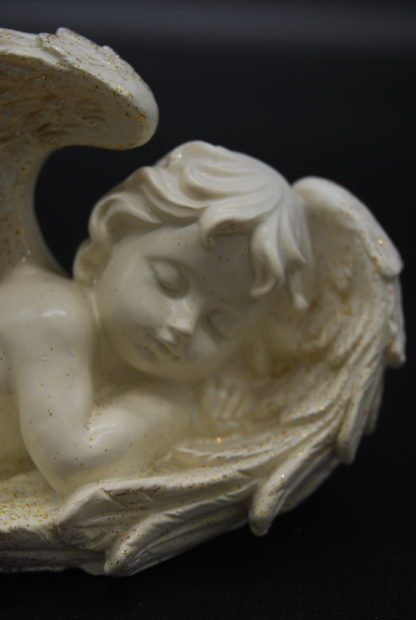 slapende engel in vleugels 2