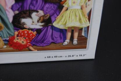 Legpuzzel King 1000 stukjes Grandmothers Dresser 4