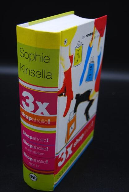 3x Shopaholic 1- Sophie Kinsella