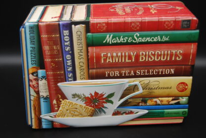Biscuit tin Marks and Spencer