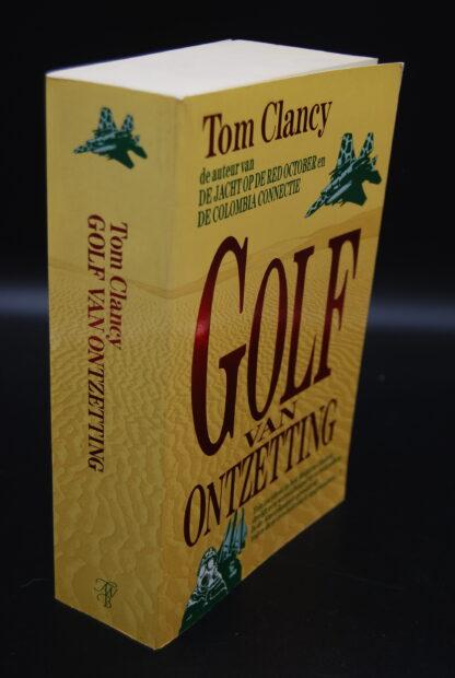 Golf van ontzetting, Tom Clancy