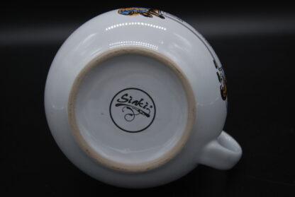 Soepkom Siaki porcelain Amsterdam