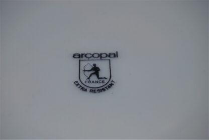 Arcopal France groente bord