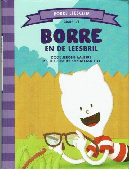 BORRE en de leesbril - Jeroen Aalbers
