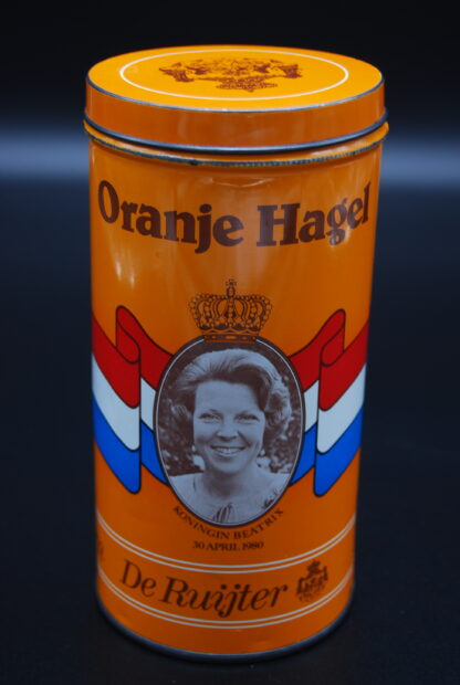 Blik De Ruijter Beatrix 1980