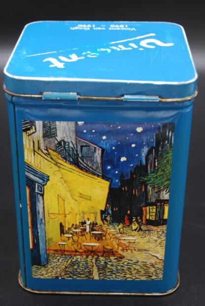 Blik Hollandse schilder Vincent van Gogh