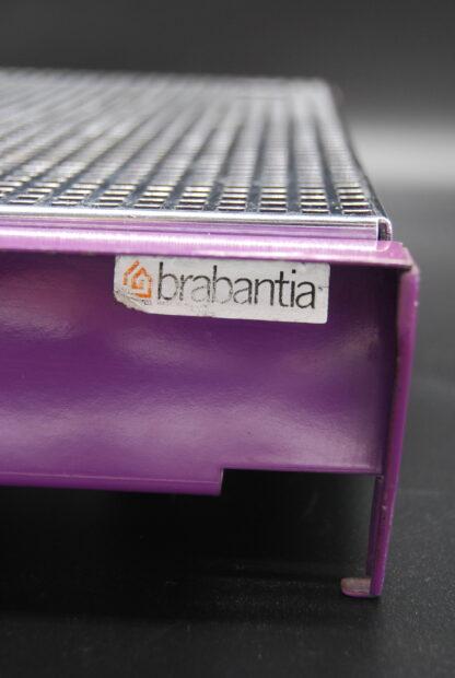 Brabantia warmhoudplaat 2 pits paars