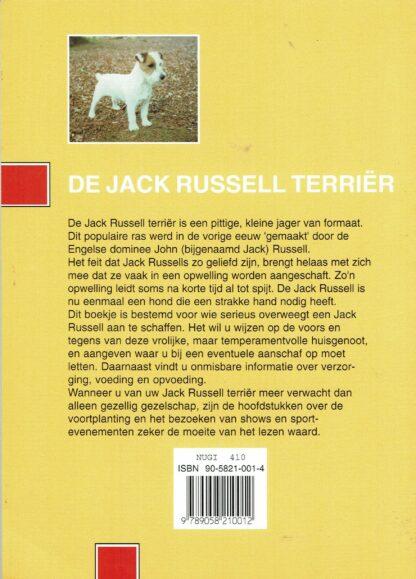 DE JACK RUSSEL TERRIER (beschrijving)