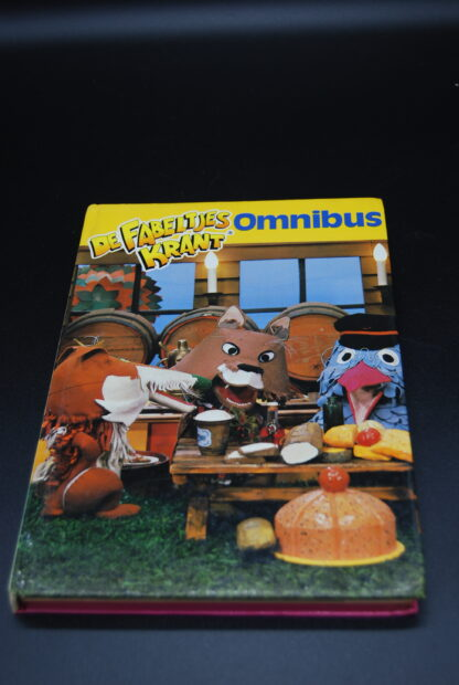 De Fabeltjeskrant Omnibus 1985