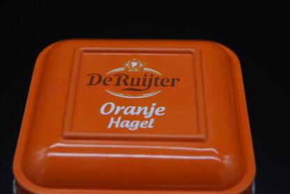 De Ruijter Oranje Hagel verzamelblikje