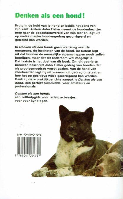 Denken als een hond - John Fisher (beschrijving)