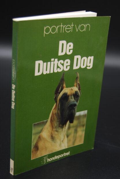 Hondenboek De Duitse Dog- onder redactie van Ruud Haak
