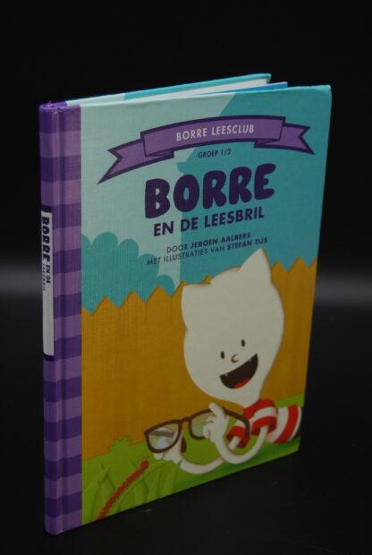 Jeroen Aalbers, Borre en de leesbril