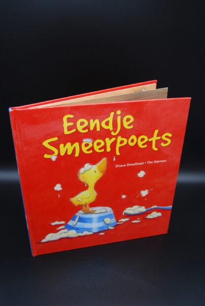 Kinderboek Eendje Smeerpoets