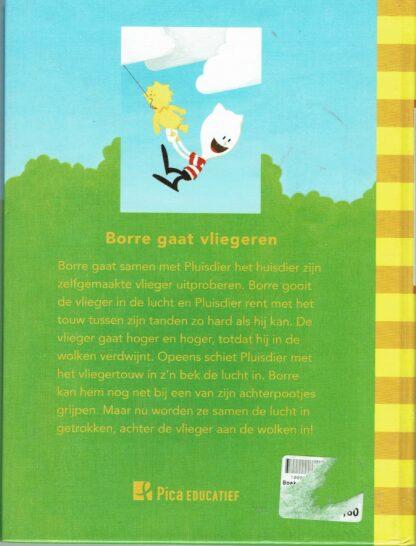 Kinderboek groep 3 Borre boekje- de gestreepte boekjes