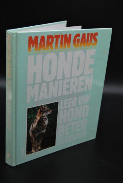 Martin Gaus boek Hondemanieren