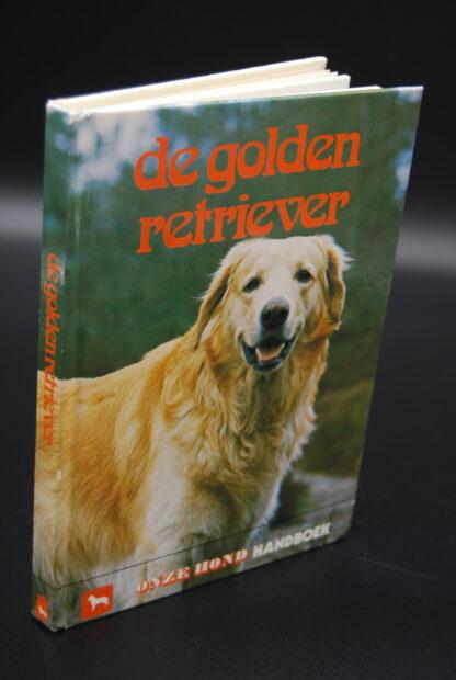 Onze hond handboek golden retriever