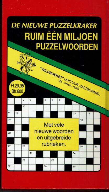 Puzzelkraker puzzelwoorden