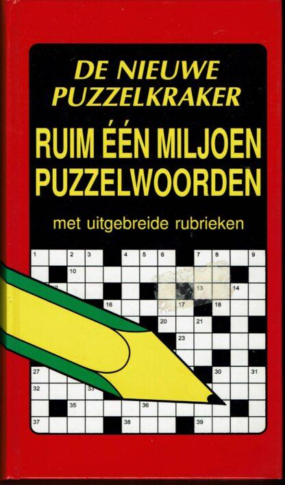 Ruim een miljoen puzzelwoorden woordenboek