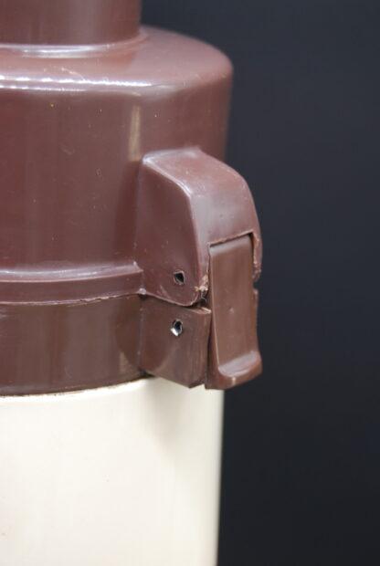 Thermoskan met pomp 1,9L vintage