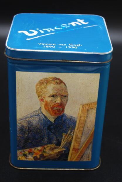 Vintage blik Vincent van Gogh 1890-1990