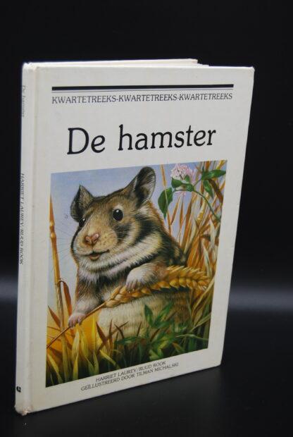 Vintage boek De hamster- kwartetreeks