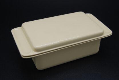 Vintage botervloot Mepal creme kleur
