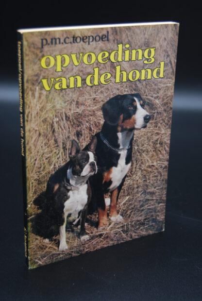 Vintage hondenboek