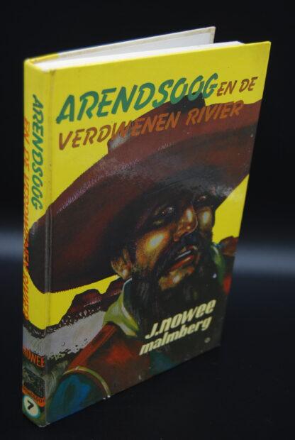 Vintage kinderboek Arendsoog en de verdwenen rivier