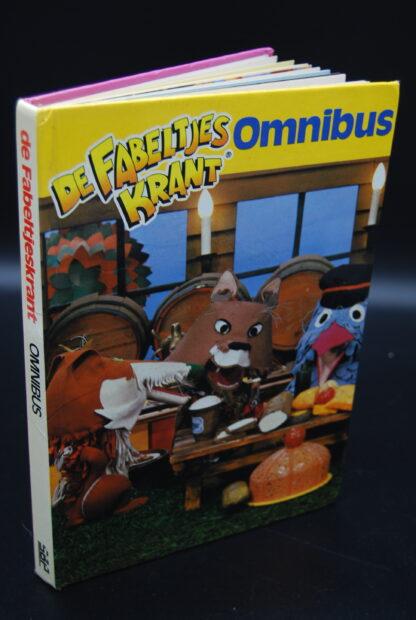 Vintage kinderboek fabeltjeskrant