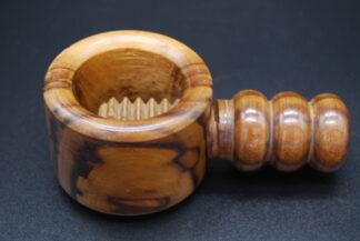 Vintage notenkraker hout