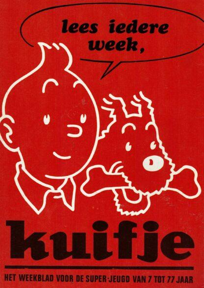 Vintage strip voor de verzamelaar 1e druk 1972- Mr Maggellan