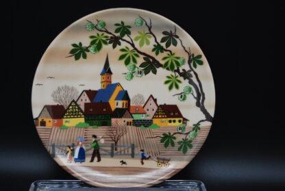 Wandbord Barbara Furstenhofer-Herbst in Franken