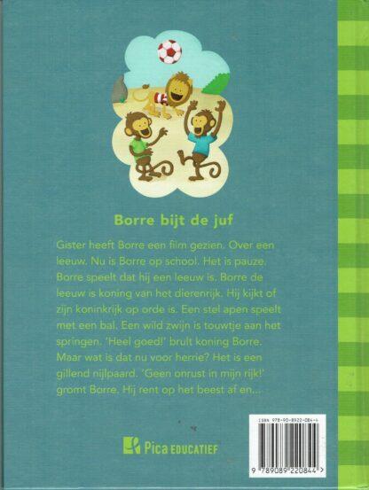 kinderboekje groep 4- Borre bijt de juf