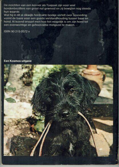 opvoeding van de hond - P.M.C. Toepoel (beschrijving)