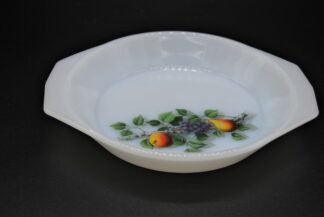 Arcopal Fruits de France rond serveerschaaltje