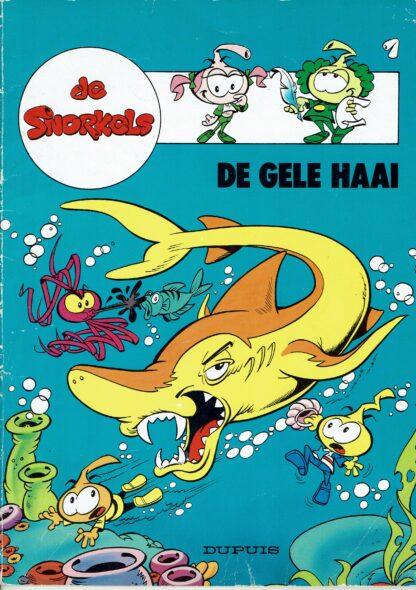 De gele haai, 1e druk 1986- ISBN 978031410392
