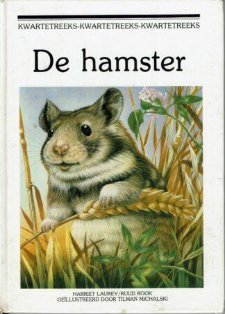 De hamster - Harriet Laurey-Ruud Rook