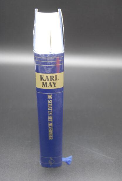 De schat in het zilvermeer-Karl May-vintage kinderboek