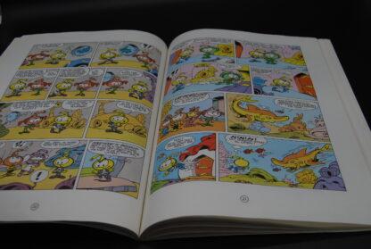 De snorkels 1- De gele haai, 1e druk 1986