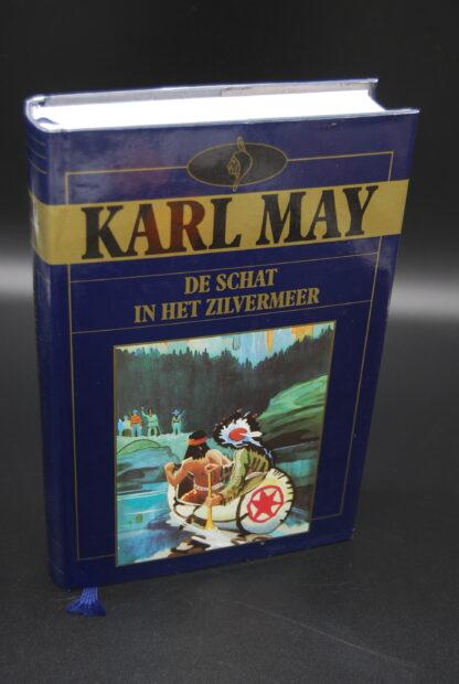 Karl May-De schat in het zilvermeer,1e druk 1989
