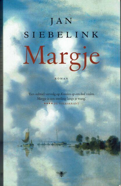 Margje - Jan Siebelink-9789403108902
