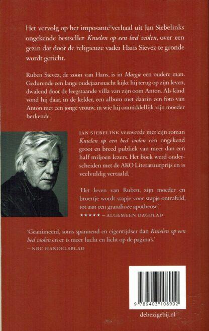 Roman -Margje - Jan Siebelink (achterkant)