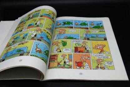 Stripboek Snorkels-jeugdsentiment-ISBN 978031411436
